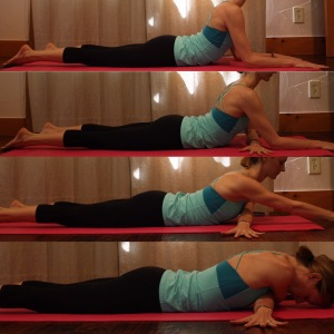 X Shape Shoulder Stretch