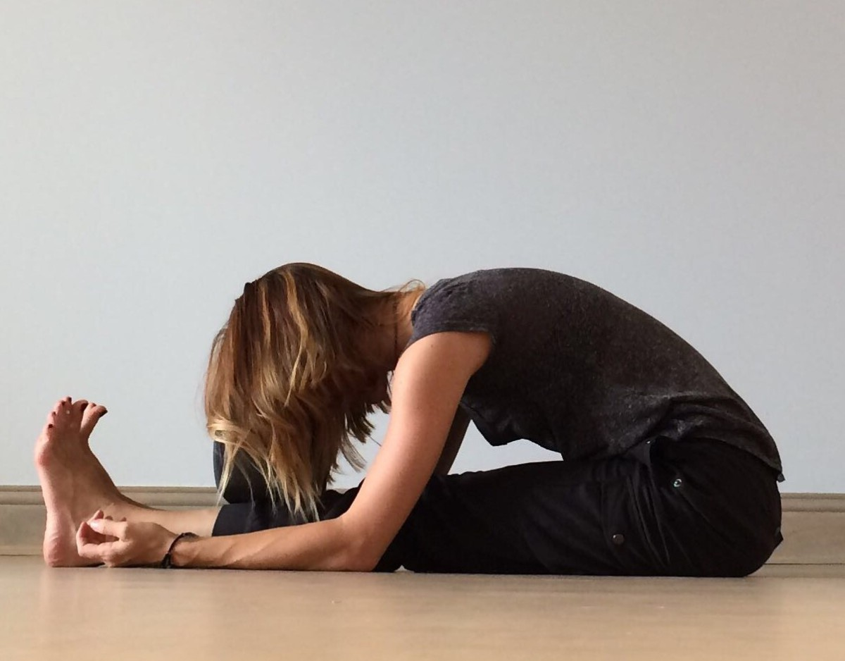 Yin Yoga | For the Spine