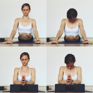 Yin Yoga - Meridians - Sphinx/Seal Pose