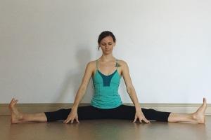 Straddle Pose | Wide-Legged Fold